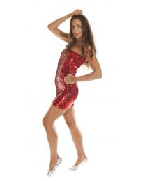 Sequined Dress Full Length
