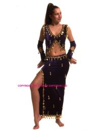 Belly Dance Costume #7