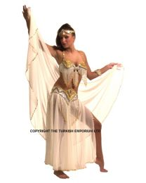 Artemis Belly Dancing Costume