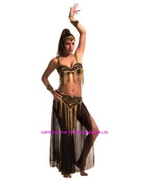 Blossom Belly Dancing Costume