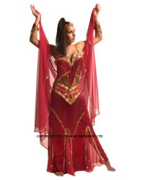 Cleopatra Professional Belly Dance Costume
