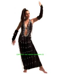 Damla Belly Dance Costume