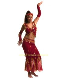 Melek Belly Dance Costume