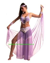 Nureen Belly Dancing Outfit