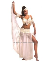 Pearl Belly Dance Outfit