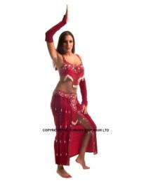 Pera Princess Belly Dance Costume