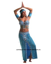 Topkapi Belly Dance Costume