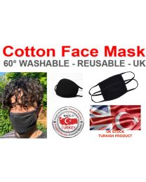 Face Mask Anti Dust Mouth Reusable Washable Outdoor Unisex Breathable Stretch Facemask