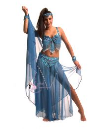 Fairy Queen Belly Dance Costume