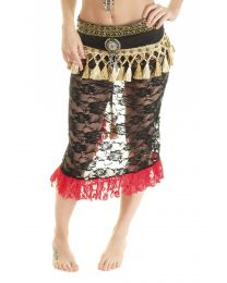 Tribal Belly Dance Skirt