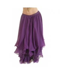 Belly Dance Layered Skirt Style 2
