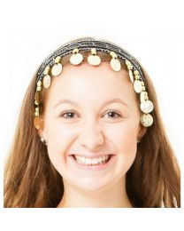 Belly Dance Headwear Head Band Hair Band Tiara Accessory