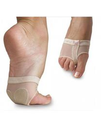 Foot Thongs Nude Half Sole Ballet Lyrical Belly Dance Shoes