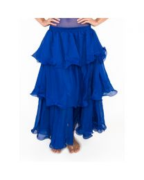 Belly Dance Layered Skirt