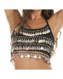 Belly Dance Top Camisole Halter Crop