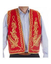 Turkish Waistcoat Ottoman Embroidered