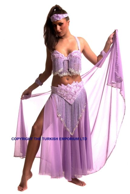 Belly Dance Costume #11